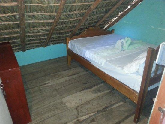 El Viejo, Nikaragua: Lodging in  La Trinchera, comunidad Padre Ramos