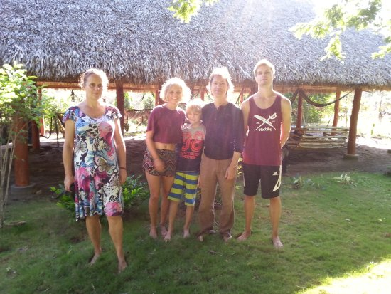 El Viejo, Nikaragua: Germany's Family