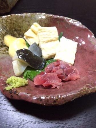 Nishiwaga-machi, ญี่ปุ่น: スッポンのお刺身など