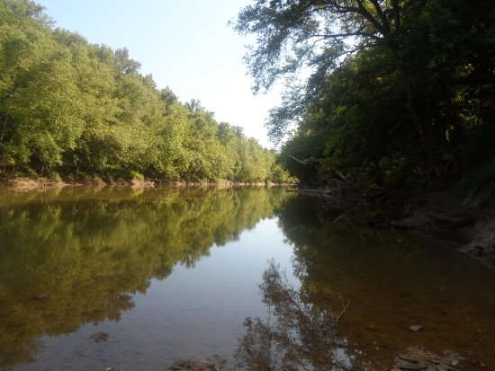 Beattyville, Kentucky: private river access