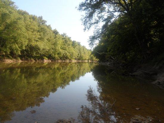 Beattyville, เคนตั๊กกี้: private river access