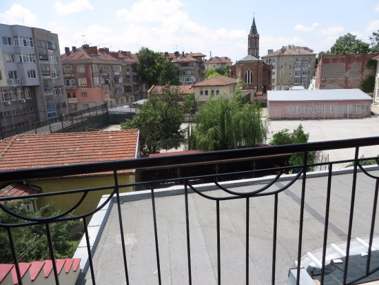 City Art Hotel: Typical view