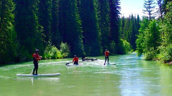 Golden, Canada: Beavercreek River