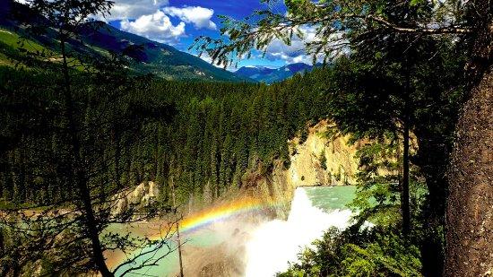 Golden, Canada: Wapta Falls