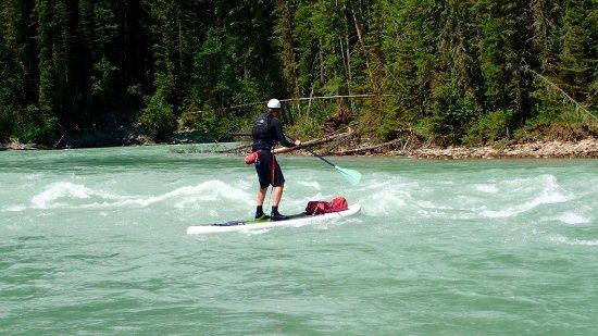 Golden, Canada: Kicking Horse River section