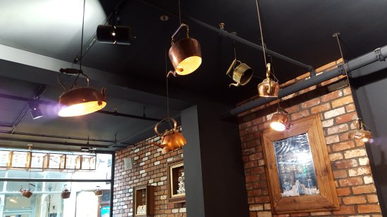 More Tea Pot Lights Picture Of Uncommon Ground Coffee