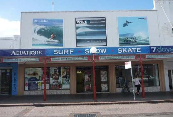 Nowra, Αυστραλία: Aquatique is a locally owned Surf Shop in the Shoalhaven region of NSW.