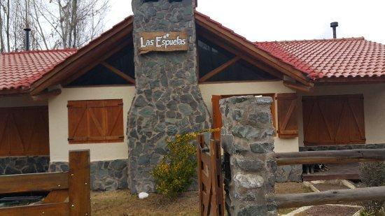 Las Espuelas Casas de Montaña: Cabañas Las Espuelas