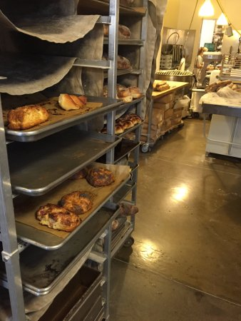 Vergennes Laundry: Racks of goodness