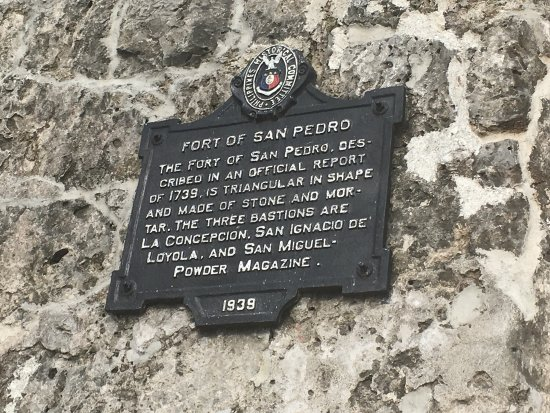 Fort San Pedro: photo0.jpg