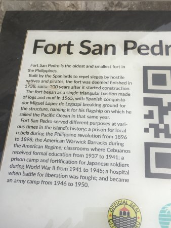 Fort San Pedro: photo1.jpg