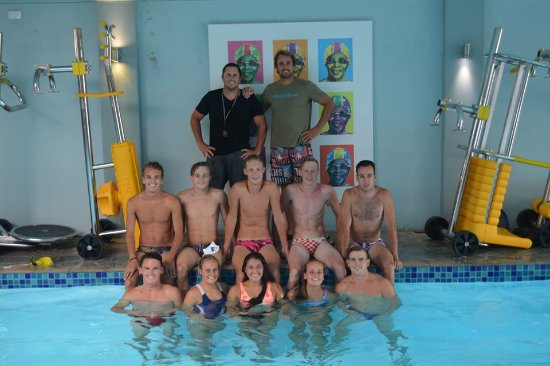 Cape St Francis, South Africa: Lifeguard team in training