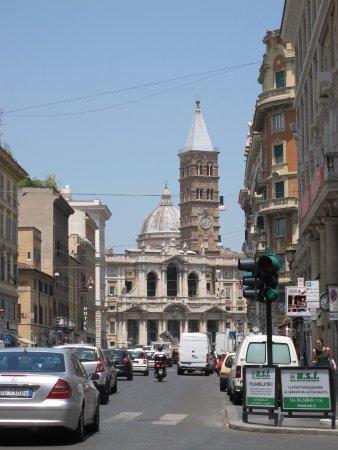Hotel Filippo Roma: Around the hotel