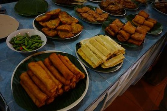 Solo, Central Java - Various of Solo Culinary