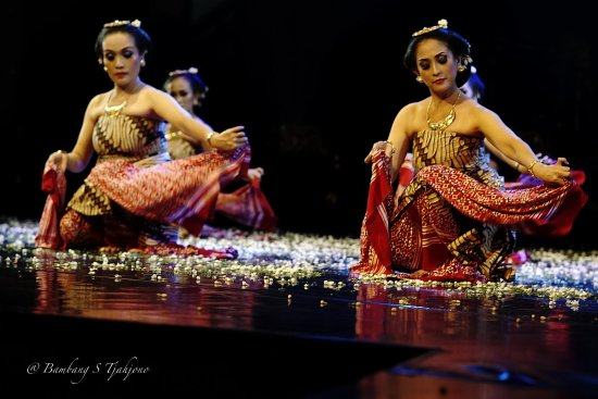 Solo, Central Java - Bedhaya Diradameta Dance