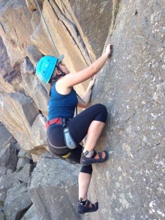Terrebonne, Oregón: Half Day Climb