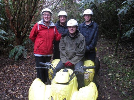 Taupo Quad Adventures: family fun