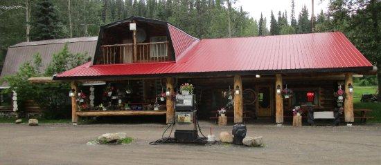 Tetsa River Lodge Image