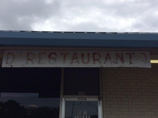 Van Buren, AR: The sign