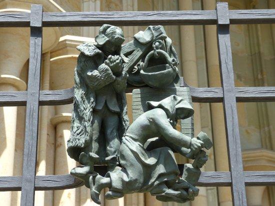 St. Vitus Katedrali: la cathédrale de Prague