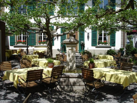 Romantik Hotel Landhaus Liebefeld: Garten