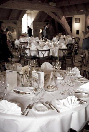 Romantik Hotel Landhaus Liebefeld: wedding