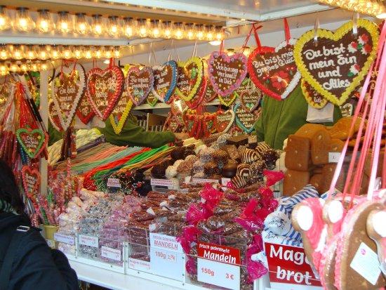 Market Square (Marktplatz) : υπέροχα γλυκά