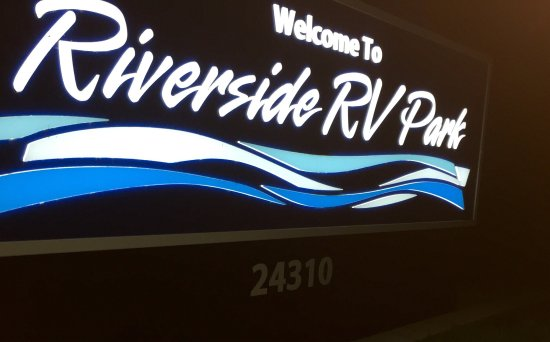 Canby, Орегон: Riverside RV Park