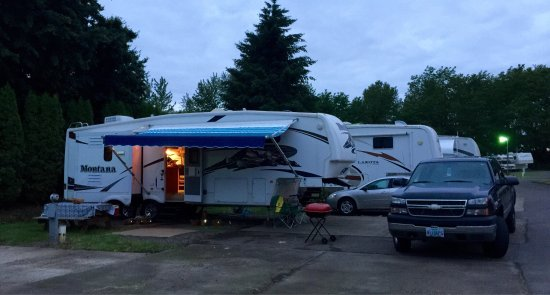 Canby, OR: Riverside RV Park