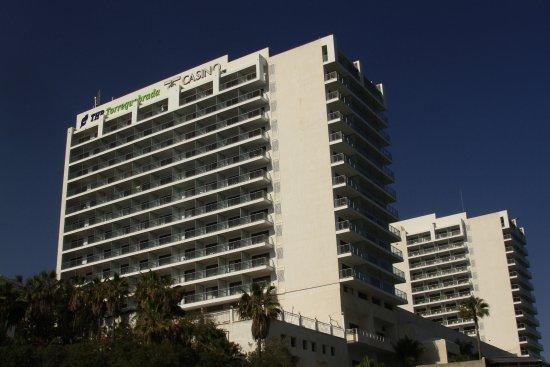THB Torrequebrada Hotel: notre chambre au 11 ème