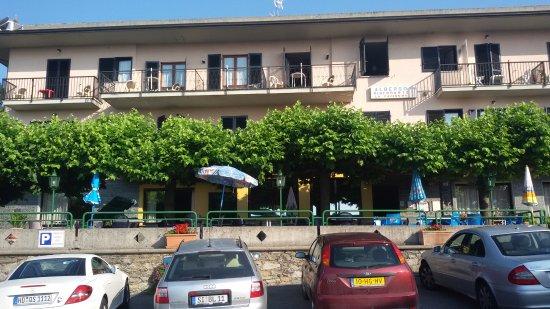 Hotel La Capannina.