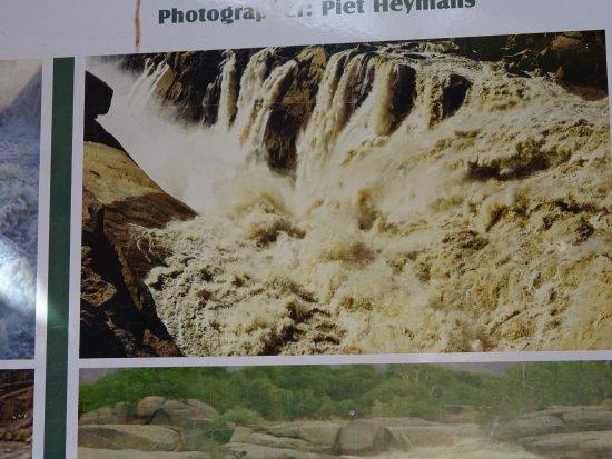 Augrabies Falls National Park照片
