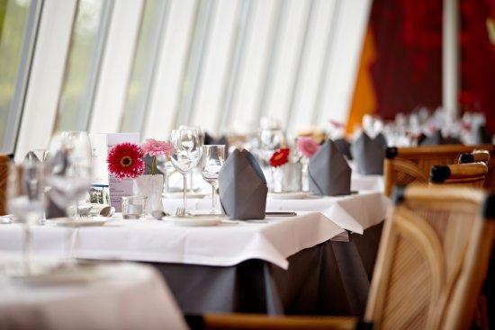 Parkhotel Weiskirchen : Wintergarten