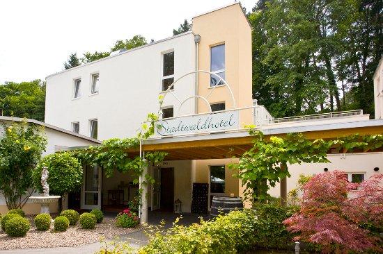Stadtwald Hotel: Aussenansicht