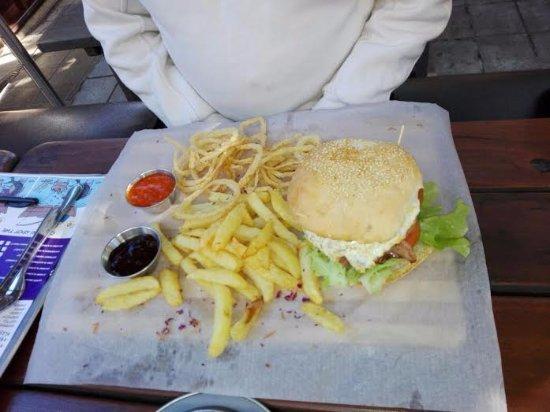 Edenvale, Sydafrika: Best burger