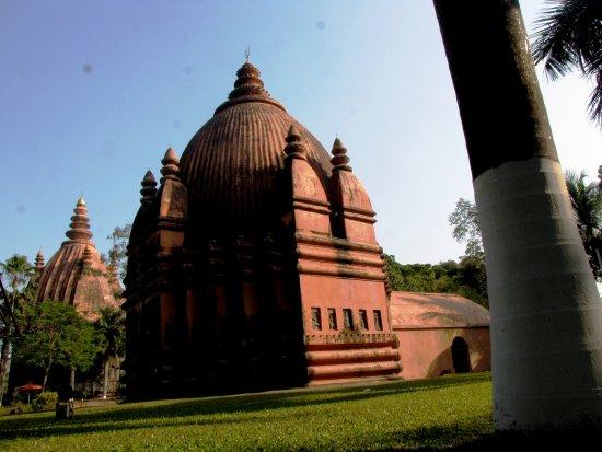 Sivasagar, India: Devi dole