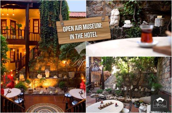 Alp Pasa Hotel : Antalya Kaleici Old Town Hotels