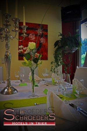 Stadtwald Hotel : Restaurant