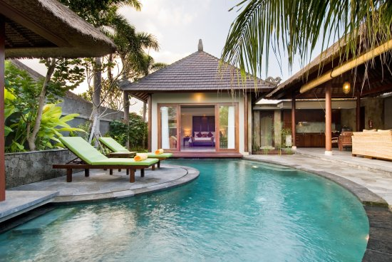 Bumi Linggah The Pratama Villas: private pool