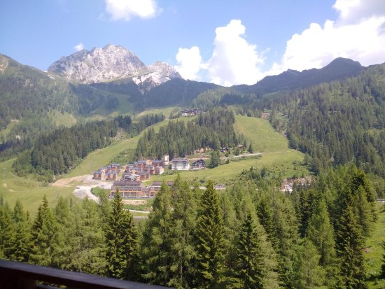 Falkensteiner Hotel Sonnenalpe: A view from our suite