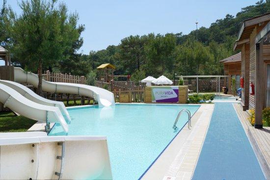 Puravida Resort Seno Sarigerme : Mini Club