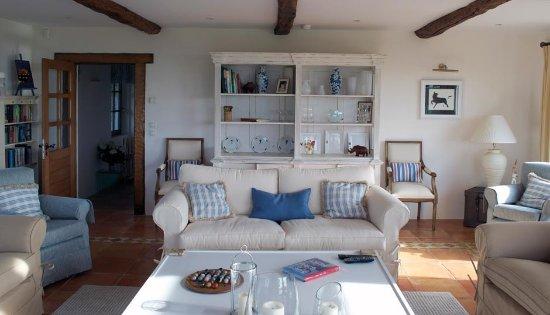 La Maison Tamarin : Salon