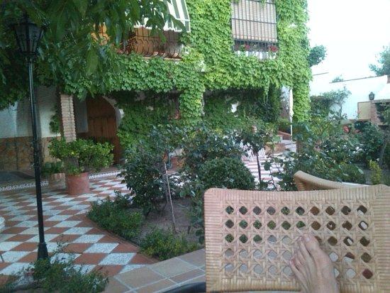 Alfacar, Spanien: jardin de la casa