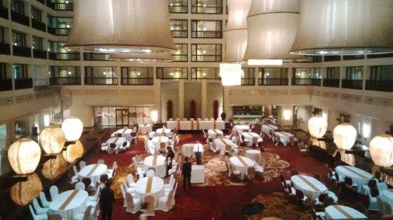 Cinnamon Grand Colombo: Indoor open banquet