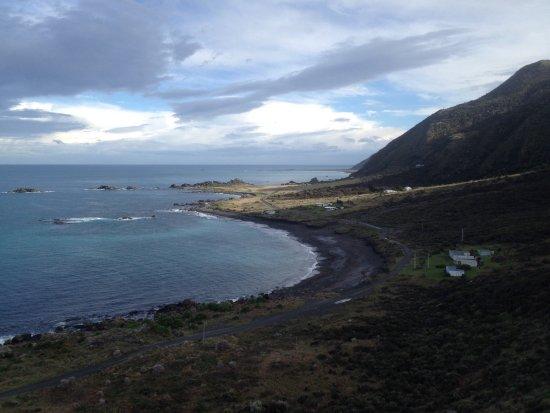 Вайрарапа, Новая Зеландия: Cape Palliser