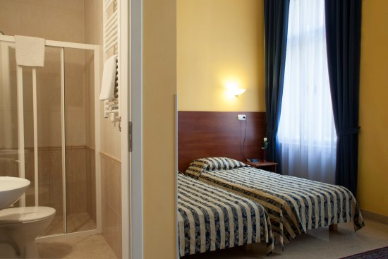 Budapest Panorama Central: Standard room