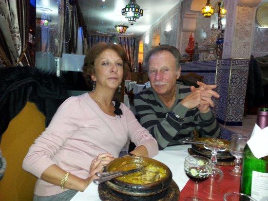 Villemomble, Frankrike: Mon anniversaire à LA COUSCOUSSIÈRE
