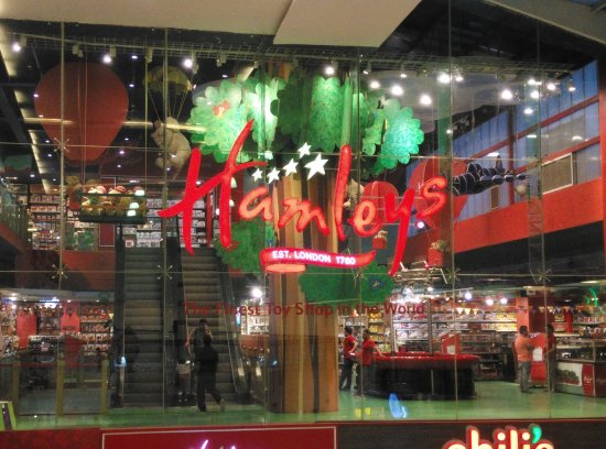 Hamleys Toy Store Picture Of Dlf Place Saket New Delhi Tripadvisor