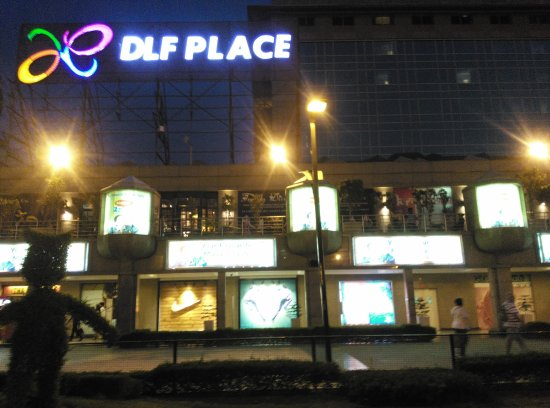 Entrance To Hardrock Cafe Picture Of Dlf Place Saket New Delhi