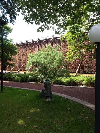 Maritim Hotel Schnitterhof: park